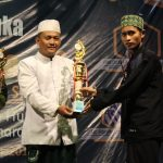 Mahasiswa FAI Unissula Juara 1 Lomba Da'i UKM JHQ FUHUM UIN Walisongo